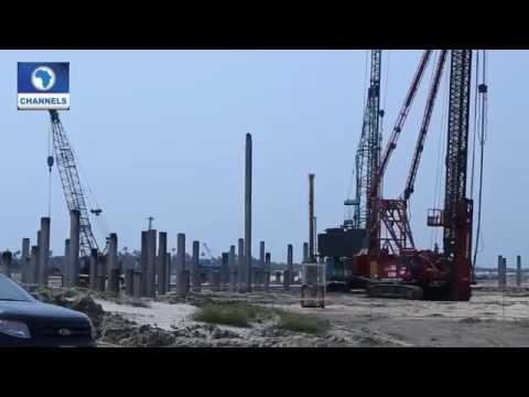 Dangote Refinery@ Ibeju Lekki Nigeria
