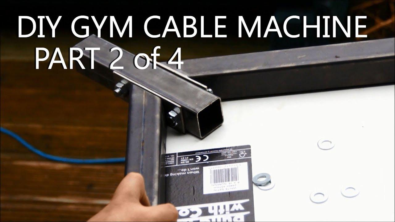 diy cable machine