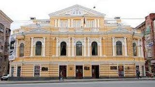 Театры и актёры Украины. Анализ. Robinzon.TV