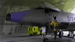 向空地勤人員致敬! 中華民國空軍(ROCAF)F-100戰機 (~1981)