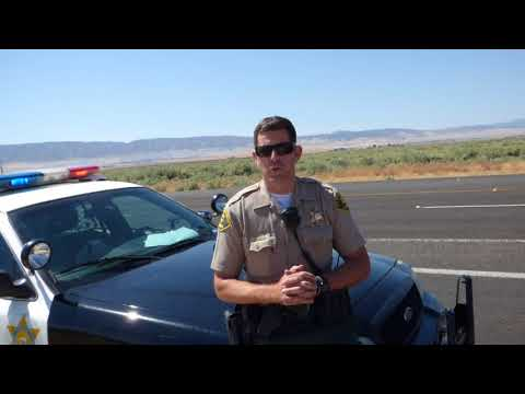 "California State Prison: GUARD SAYS  "" YOU HAVE TO LEAVE ""  SHERIFFS SHOW UP,  1st Amend Audit"