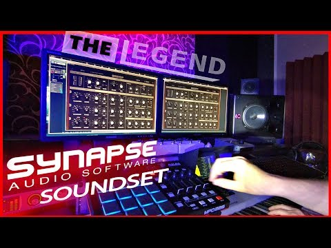 """【Trailer】""""The Legend"""" Synth Soundset - Coming Soon by KS"""