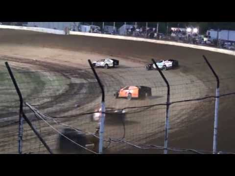 Modified Heat #3 From Portsmouth Raceway Park, 7/27/13.