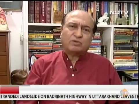 NDTV: Changes in India's Foreign Policy (featuring G Parthasarathy)