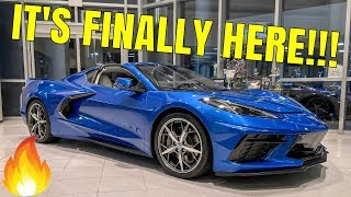homepage tile video photo for 2020 Corvette C8 IS HERE!! Mid-Engine Masterpiece!