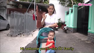 Huge Delicious FRUIT BEAMS Making By Beautiful Mom And Her Cute Baby   ỐC Family