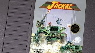 Classic Game Room - JACKAL review for NES