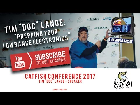 "Tim ""Doc"" Lange: Dialing you Lowrance Electronics for Success 