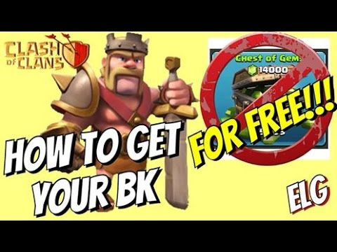 Clash Of Clans How To Get Your Barbarian King Town Hall 7 Without