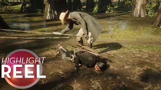Highlight Reel #446 - Red Dead Hero Isn