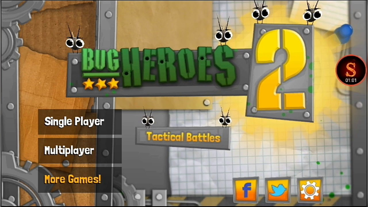 How to download Bug Heroes 2| Mod on android free  by Technical SS