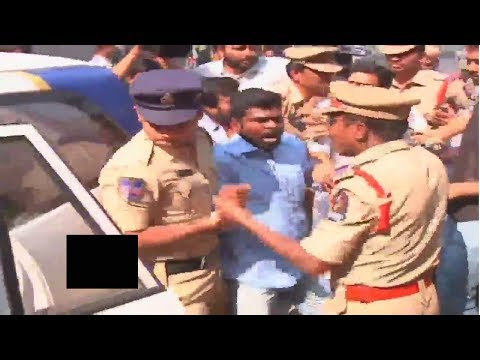 Pawan Kalyan fans arrested in Hyderabad Mahesh Kathi press meet