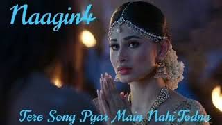 Tere Song Pyaar Main Nahi Todna.Pamela Jain - New Song Download(Naagin4 Srial.com 2020)
