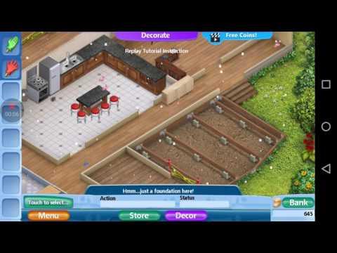 Cara membesarkan anak di game virtual families 2 our dream house