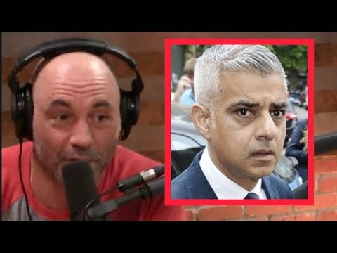 "Joe Rogan on London ""Knife Control"" Controversy"