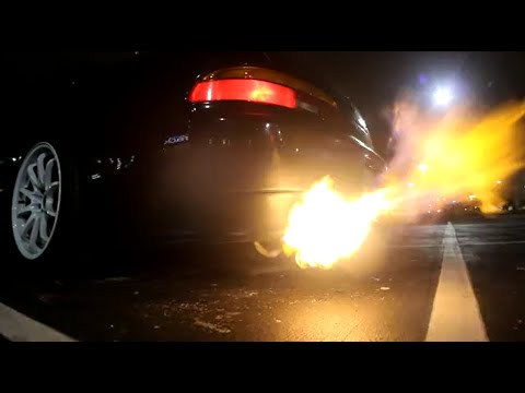 Best 1JZ Exhaust Sound Compilation!