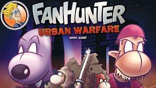 FanHunter: Urban Warfare — game preview at Origins Game Fair 2017