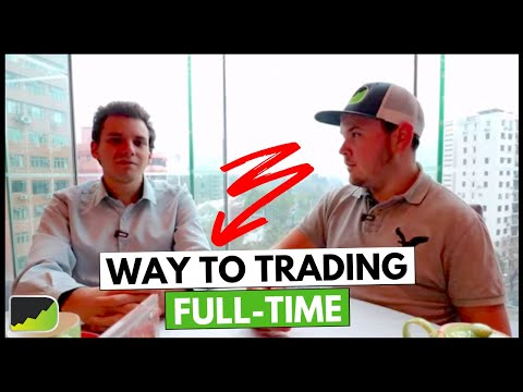 Becoming A Full-Time Algo Trader - Alejandro Perez | Trader Interview