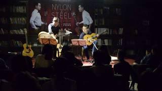 Duo Nylon & Steel 2 (Nguyen Duy Phong & Dang Truong GIang), HS music 09.09.2017