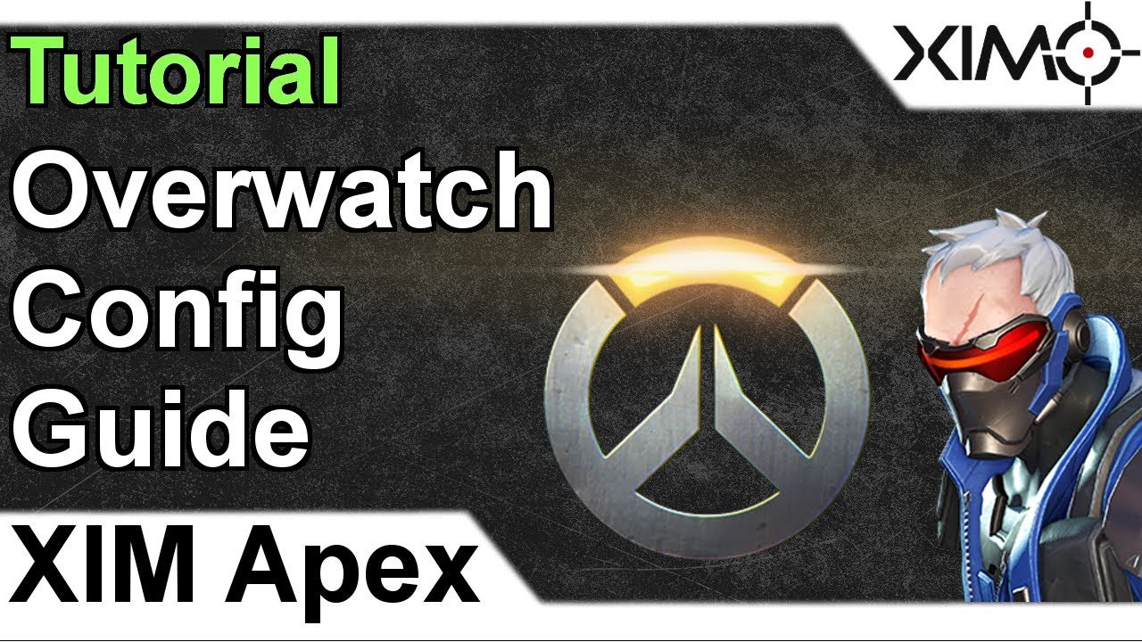 XIM APEX - Overwatch Config Tutorial