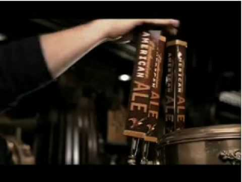 Jennia Fredrique in Bud Ale Commercial