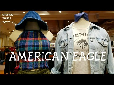 american-eagle-outfitters-//-womens-spring-clothing