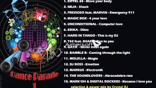 Repeat youtube video Dance Parade 1 anni 90-2000 by Crystal Dj