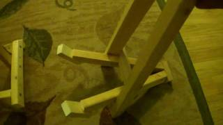 Making Guitar Stands (20111110guitarstands)