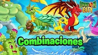 Combinaciones para Hacer Los Dragones Especiales [2a parte] | Dragon City
