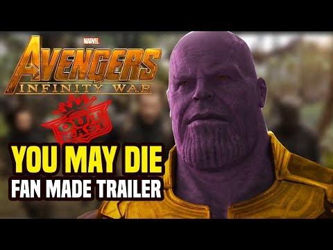 Avengers Infinity War ( Outkast ) Trailer  FAN MADE 21:9
