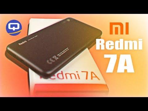 Обзор Xiaomi Redmi 7A, Максимально бюджетный Redmi / QUKE.RU /