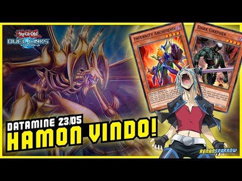 NOVA BESTA SAGRADA! (Datamine 23/05) - Yu-Gi-Oh! Duel Links #703