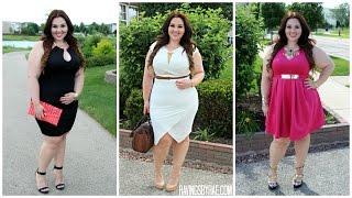 Party Dress Lookbook | Plus Size Fashion | Sarah Rae Vargas