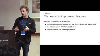 Machine Learning Infrastructure at an Early Stage | Data Council SF '19