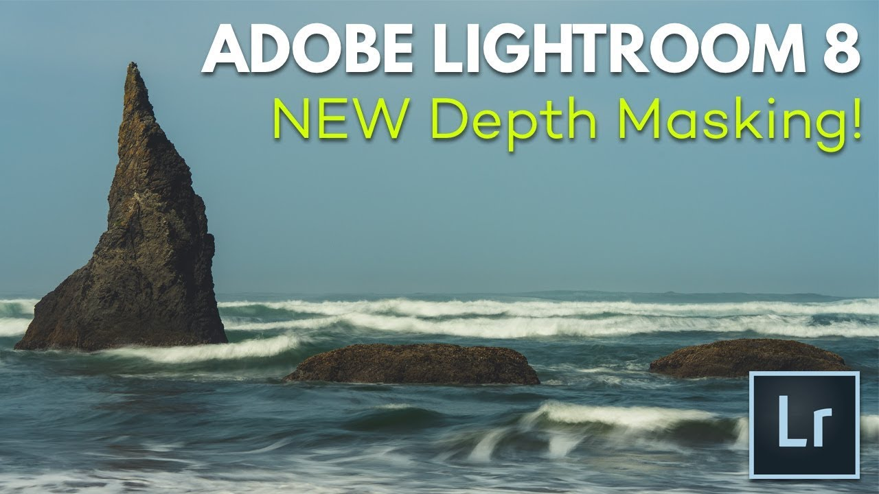 New Lightroom 8 Feature: Depth Range Mask - Matiash com