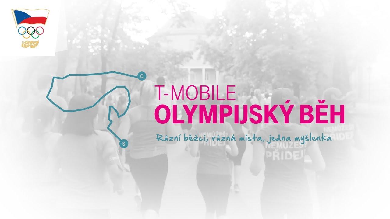 T-Mobile Olympijský běh 2017