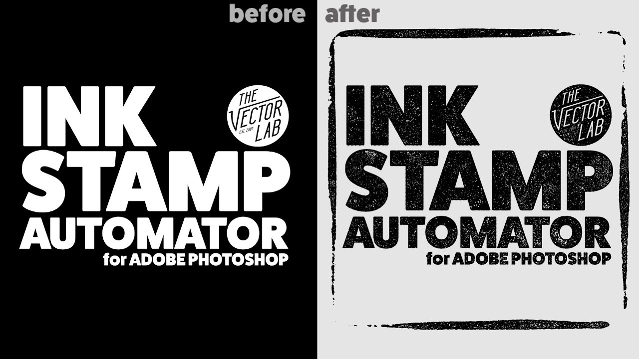ink stamp automator youtube