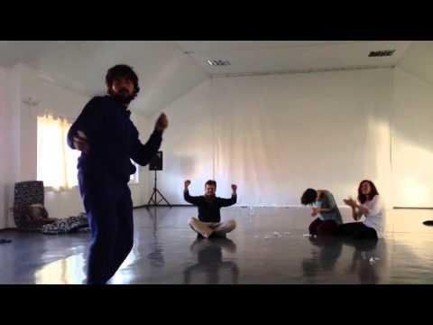 Shantambala 2016 Osho Vipassana afetrparty Svet erotic dance