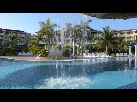Swimming Pools at the Iberostar Laguna Azul Beach Resort Varadero Cuba