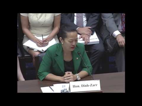 Rep. Faso Questions Witnesses at House Transportation and Infrastructure Hearing