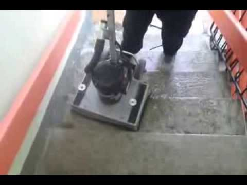 Bionereu Tomcat Edge How To Clean Stairs With Stick Machine Youtube