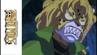 One Piece - Official Clip - Pedro & Gol D. Roger