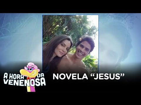 Conheça os atores que interpretam Adão e Eva na novela Jesus