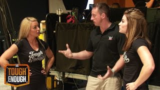 Sara and Amanda assess their progress: WWE Tough Enough Digital Extra, August 18, 2015