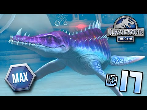 Liopleurodon Is A Sea Wizard! || Jurassic World - Lagoon Series - Ep 17 HD