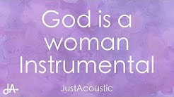 God is a woman - Ariana Grande (Acoustic Instrumental)
