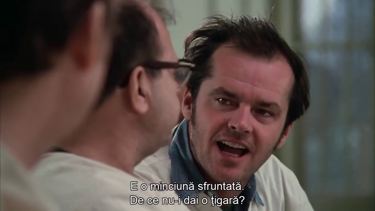 Download One Flew Over The Cuckoos Nest - I Want My Cigarettes Full Scene - Movie Clip HD