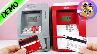 Porovnanie BANKOMATOV | Porovnanie pokladničiek | Pokladnička na batérie | Elektronická pokladnička