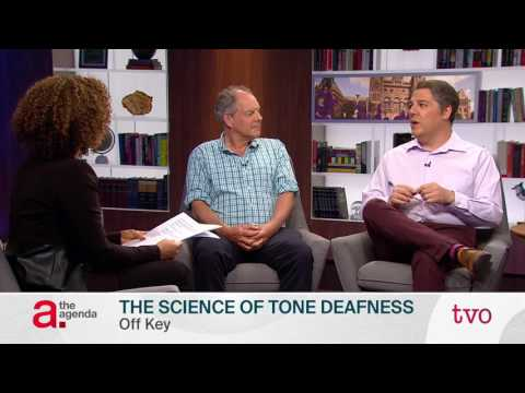 The Science of Tone Deafness