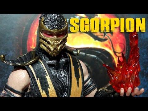 Worldbox 1/6 SCORPION Mortal Kombat Review / DiegoHDM